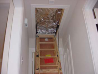 pull stairs